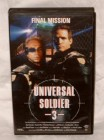 Universal Soldier 3-Final Mission (Jeff Wincott) VCL Großbox