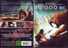 10.000 BC / DVD NEU OVP uncut R. Emmerich