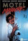 DVD Motel Massacre Cover A (Eyecatcher) NEU UNCUT Deutsch