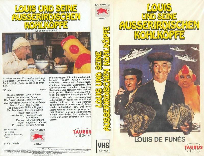 Louis Und Die Außerirdischen Kohlköpfe