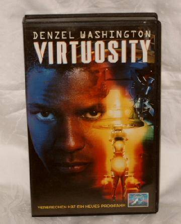 Virtuosity (Denzel Washington, Russell Crowe) CIC Großbox !