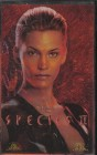 Species ( Teil 2 ) MGM - Sammlervideo mit 3-D - Cover (1999)