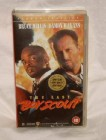 The Last Boy Scout (Bruce Willis) Warner UK-Import uncut TOP
