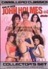 John Holmes Vol 4 - 4 DVD Box Set - Caballero