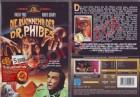 Die Rückkehr des Dr. Phibes - Neuauflage DVD NEU OVP uncut