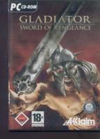 Gladiator Sword of Vengeance PC Rarität