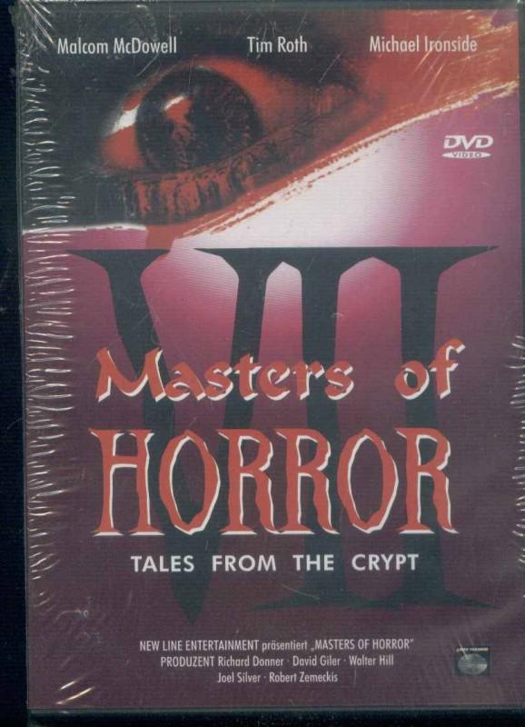 Masters of Horror VII  Neuware