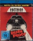 Death Proof - Todsicher [Blu-ray] (deutsch/uncut) NEU+OVP