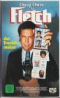 Fletch der Trouble-maker ( CIC 1987 ) Chevy Chase( Komödie )
