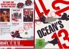 Oceans Trilogie / 3 DVDs im Schuber NEU OVP uncut