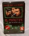 15 Minutes (Robert De Niro) Kinowelt Großbox uncut + Extra !