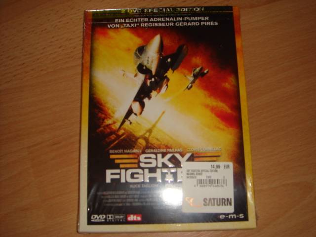 DVD Sky Fighters Special Edition VERSANDKOSTENFREI NEU & OVP