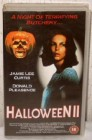 Halloween 2 (Jamie Lee Curtis) Castle Pictures UK-Import TOP