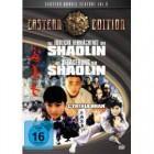 DVD Tödliche Vermächtnis & Die Belagerung der Shaolin NEU Dt