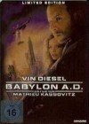 BABYLON A.D. - Limited Edition - STEELBOOK - UNCUT!!
