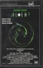 Alien ( Teil 3 ) FOX - Video 1993