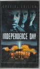Independence Day (  20 Century Fox 2000 ) Doppel-VHS