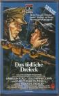 Das tödliche Dreieck ( RCA - blau 1987 ) Harrison Ford