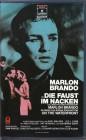 Die Faust im Nacken ( RCA 1985 ) Marlon Brando