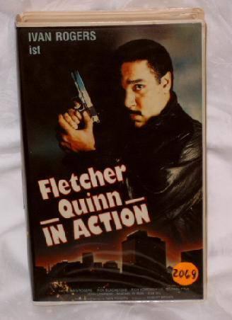Fletcher Quinn in Action (Ivan Rogers) Limar Film Großbox !