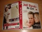 DVD Just Friends - No Sex VERSANDKOSTENFREI
