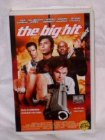 The Big Hit (Mark Wahlberg) Columbia Tristar Großbox uncut