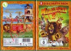 Madagascar 2 - 2 Disc Party Pack / NEU OVP DreamWorks