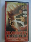 Bloodfist Fighter  - Don ´´The Dragon´´ Wilson - VHS