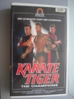 Karate Tiger - The Champions - Ascot Video - Rarität - VHS