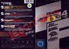 Fast & Furious - 4-Movie-Boxset / Steelbook / NEU OVP uncut