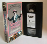 Greaser´s Palace - VHS NTSC Video - Robert Downey 1972