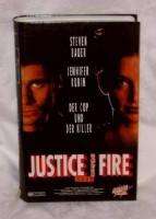 Justice under Fire (Steven Bauer) Splendid Großbox no DVD !