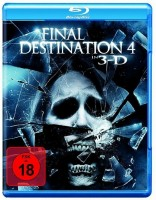 FINAL DESTINATION 4 (Blu-ray) NEU/OVP