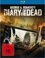 Diary Of The Dead [Blu-ray] (deutsch/uncut) NEU+OVP