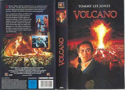 Volcano (Das Original,Großcover)