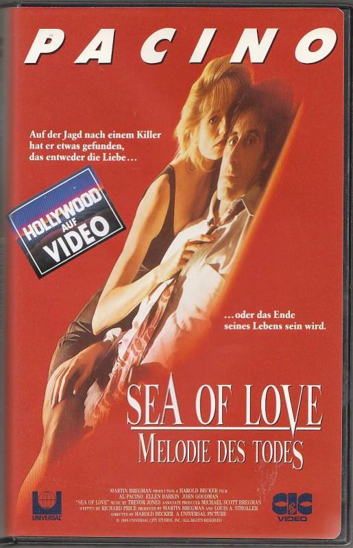Sea of Love ( CIC 1990 ) Al Pacino / Ellen Barkin