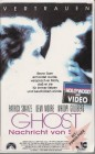 Ghost ( CIC 1991 ) Patrick Swayze / Demi Moore