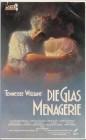 Die Glas Menagerie ( Tenessee Williams ) VCL 1987 (Rarität )