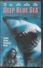 Deep Blue Sea ( Warner 1999 ) Tierhorror