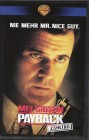 Payback - Zahltag ( Warner 1999 ) Mel Gibson