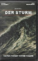Der Sturm ( Warner 2000 ) George Clooney (Katastrophenfilm)