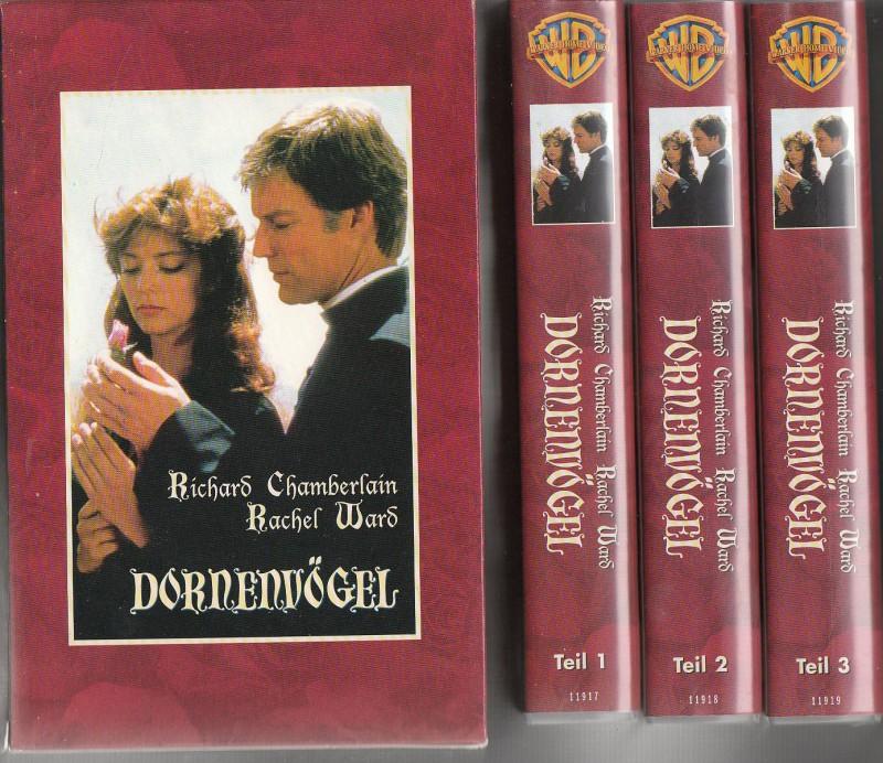 Die Dornenvogel Teil 1 3 Rachel Ward Richard Chamberlain Kaufen Filmundo