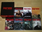 Sopranos - Die ultimative Mafiabox, Staffel 1 - 6, 28 DVDs
