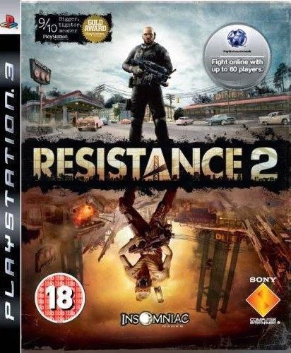 RESISTANCE 2 - DEUTSCH / UNCUT - PS3