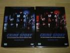 Crime Story - Komplette Serie auf 10 DVDs, 2 Boxen