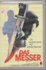 Das Messer ( RCA - silber 1985 ) Glenn Close u. Jeff Bridges