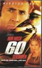 Nur noch 60 Sekunden ( Touchstone ) Nicolas Cage