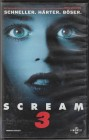 Scream - 3 ( Kinowelt ) Wes Craven