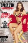 Platinum X Spread em Wide 2 Jewel de Nyle Ariana Jollee