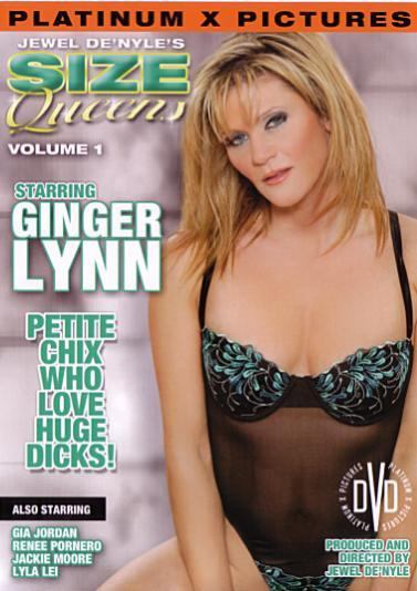 Size Queens Vol. 1,   Platinum X Pictures, Ginger Lynn
